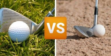 Lob Wedge Vs Sand Wedge (When You Should Use Them)