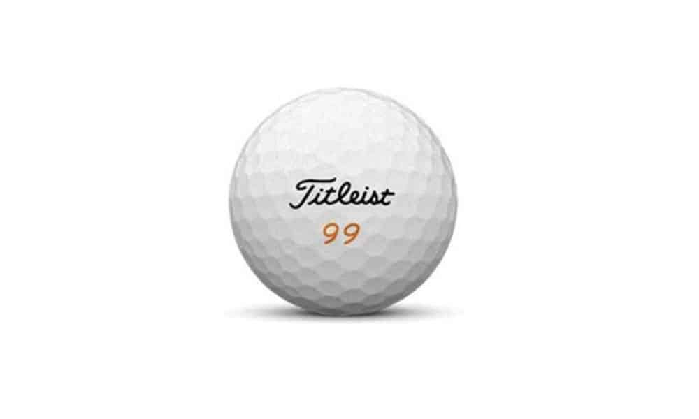 double digit golf ball